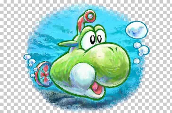 Yoshi\'s New Island Super Mario World 2: Yoshi\'s Island Mario.