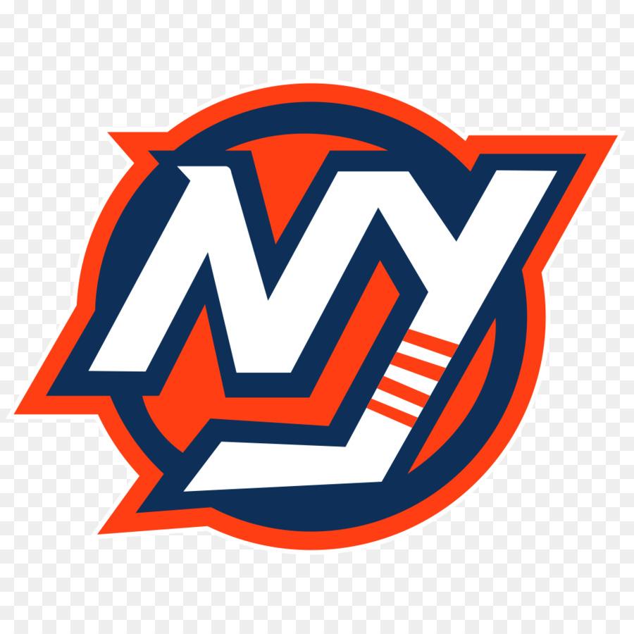 New York Islanders Text.