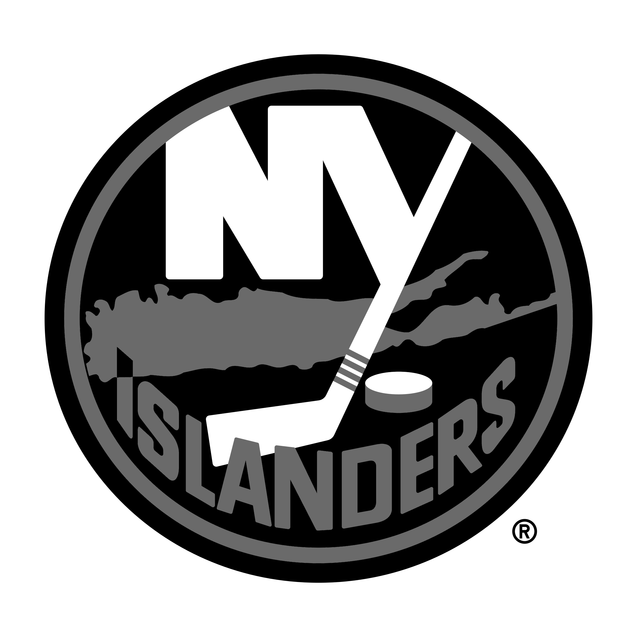 New York Islanders Logo PNG Transparent & SVG Vector.
