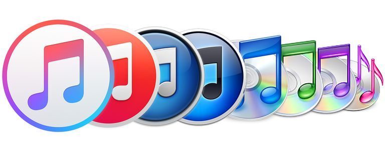 The Evolution of iTunes, from 1.0 to Today.