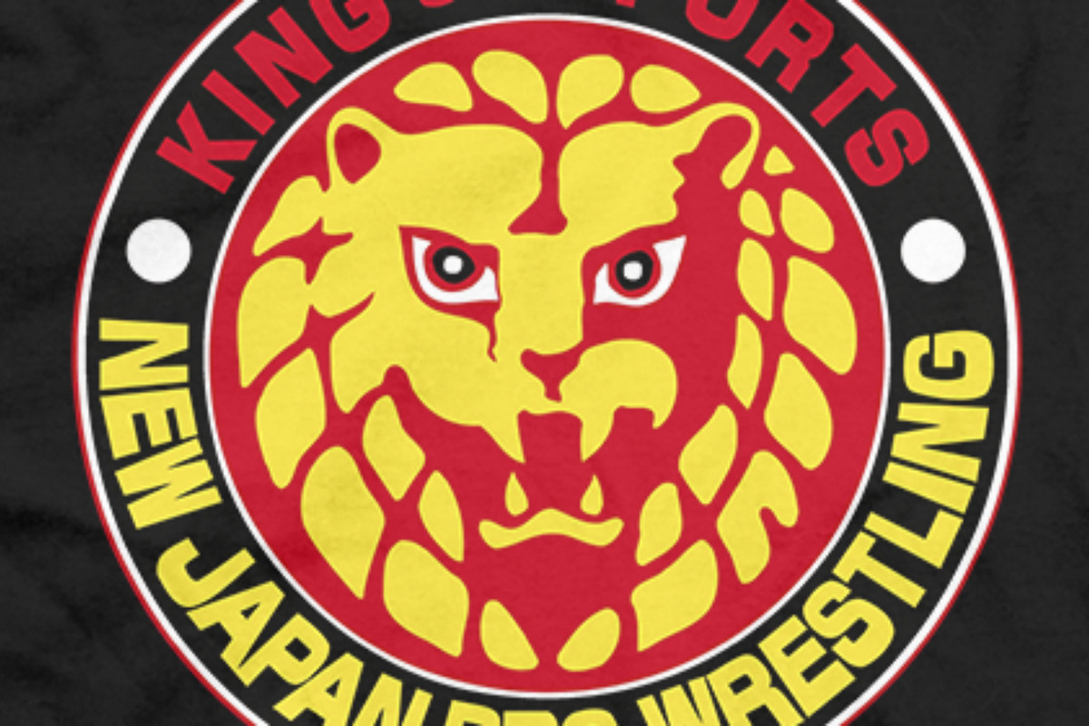 new japan pro wrestling logo #1
