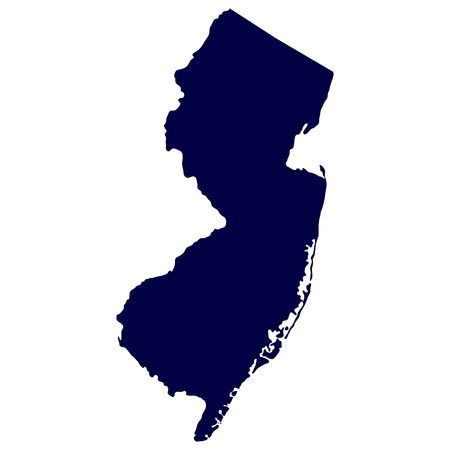 1,365 New Jersey Map Stock Illustrations, Cliparts And.