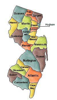 Trenton New Jersey Clipart.
