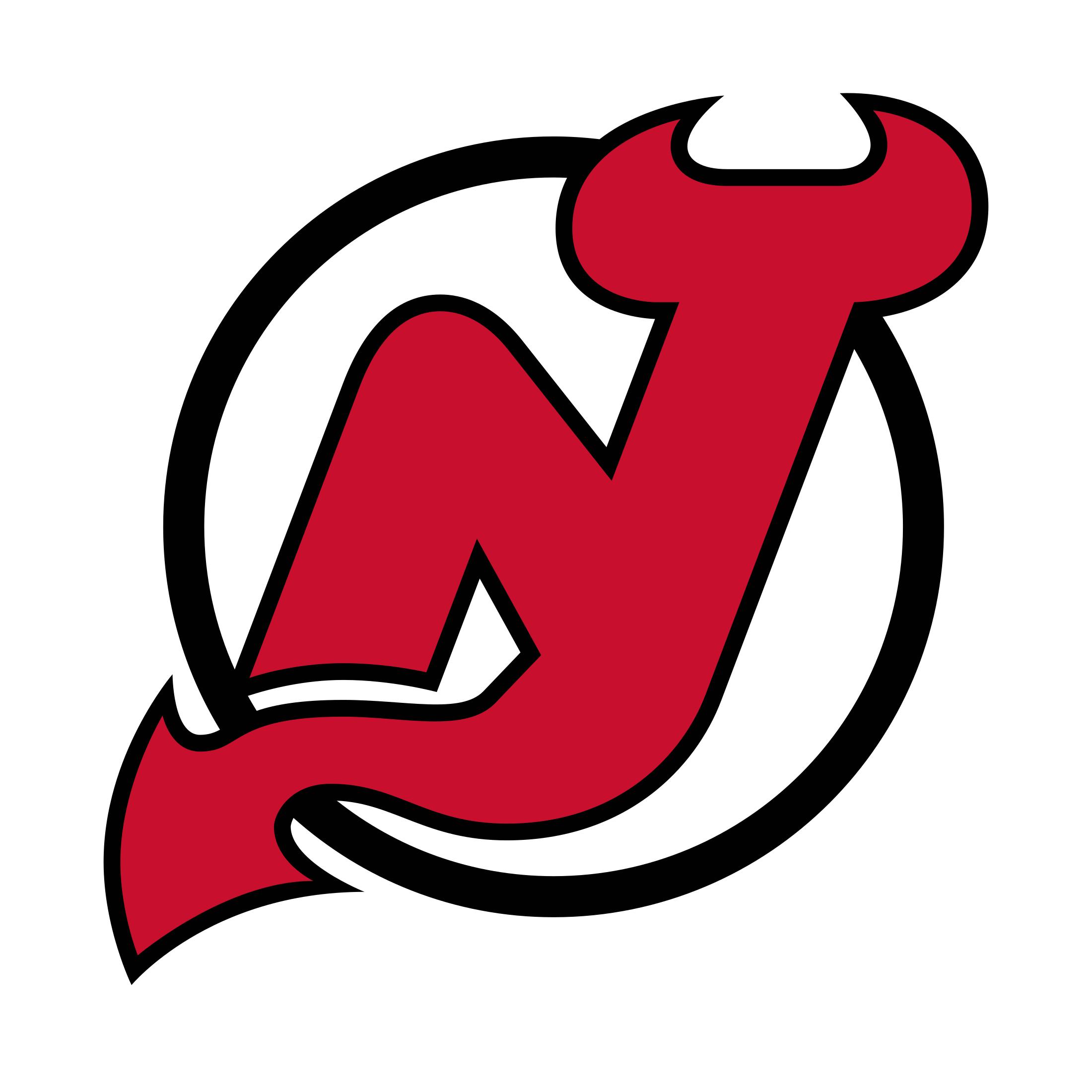 New Jersey Devils Logo PNG Transparent & SVG Vector.