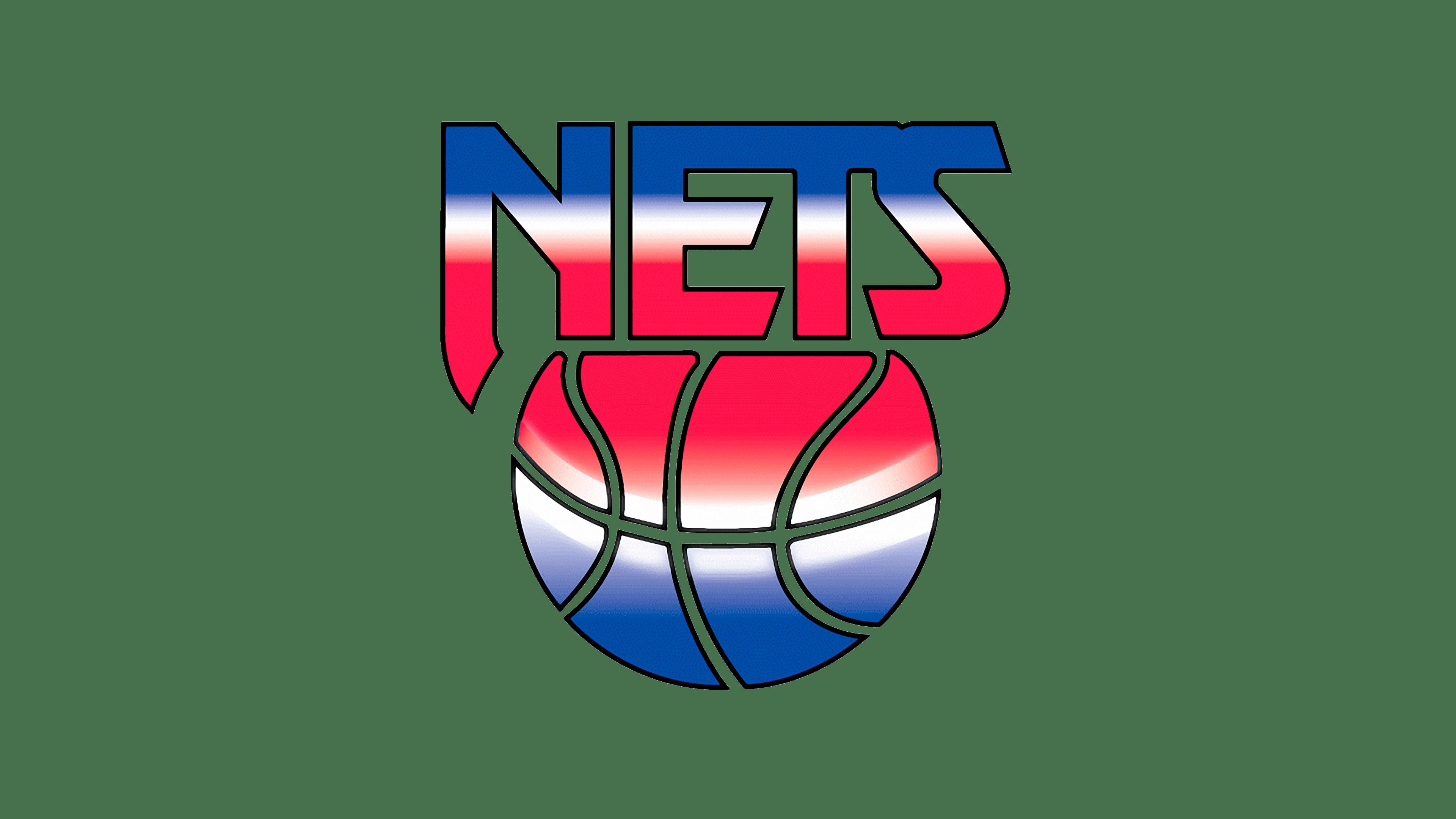 Brooklyn Nets Logos.