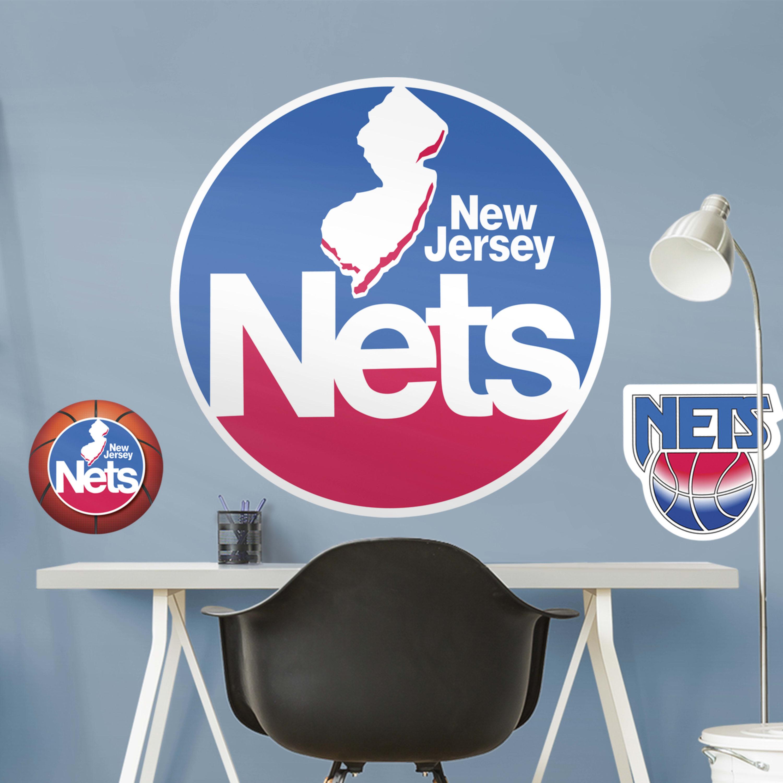 New Jersey Nets: Classic Logo.