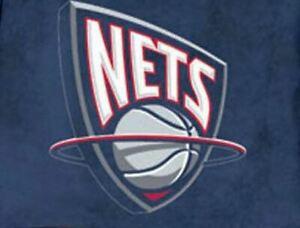 Details about NEW JERSEY NETS NBA Jersey Window Valance.
