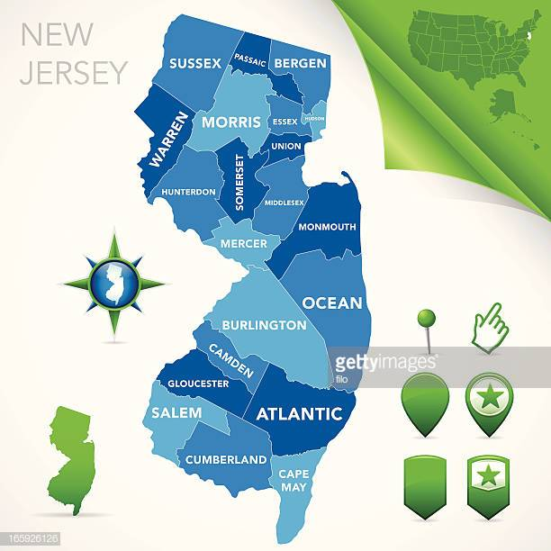 60 Top New Jersey Stock Illustrations, Clip art, Cartoons.