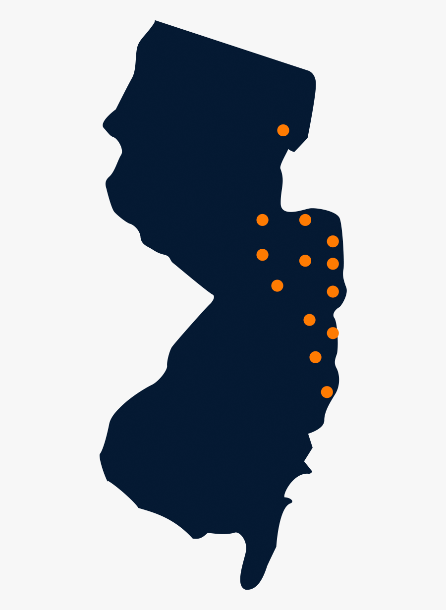 New Jersey State Png , Free Transparent Clipart.