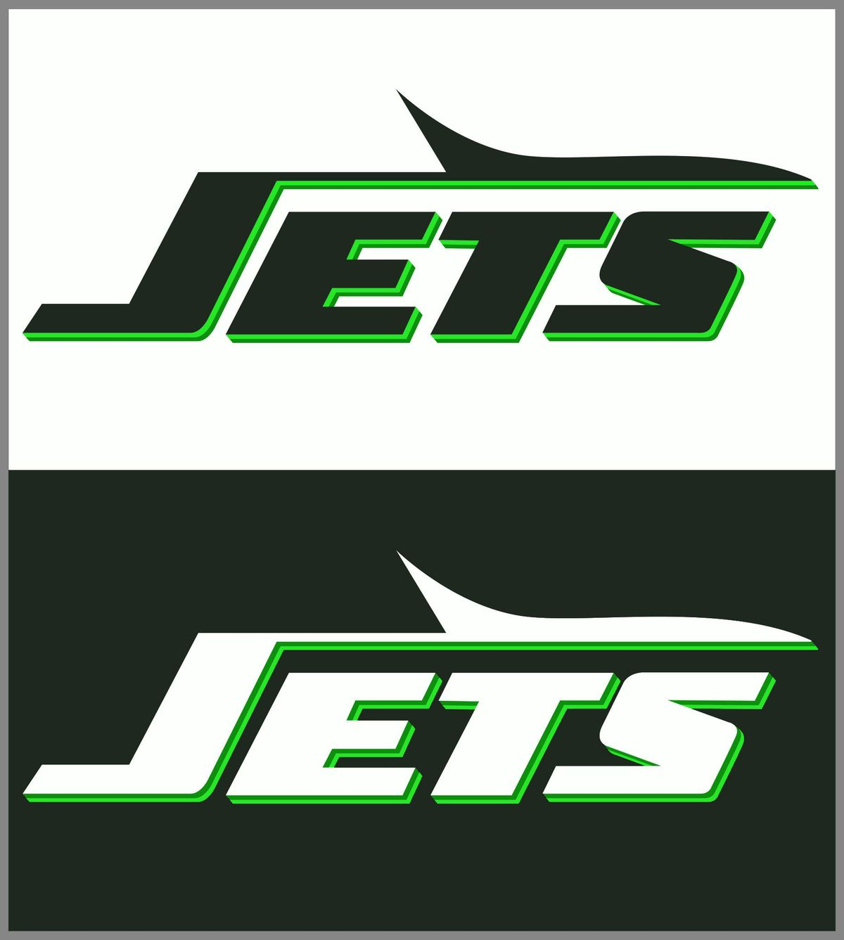 New Jets uniforms designed by fans of the team.