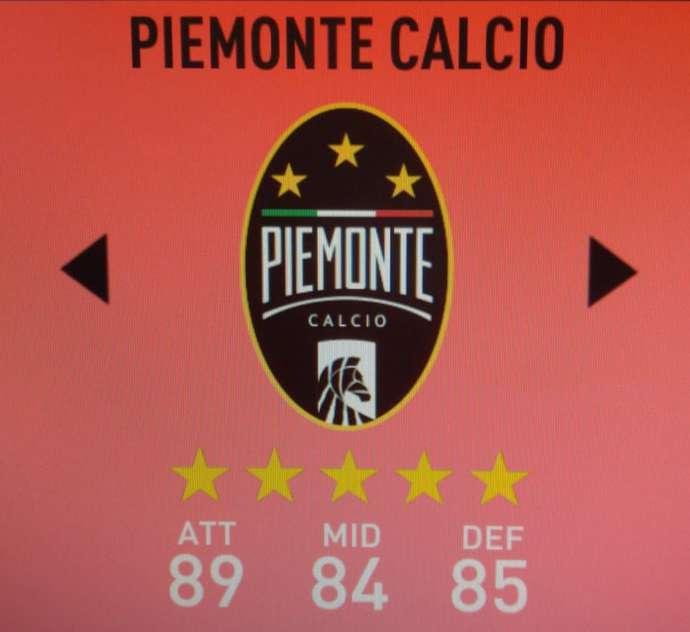 Juventus\' new \'Piemonte Calcio\' badge and kits have been.