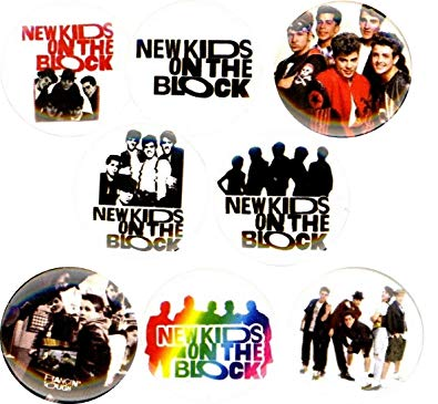 New Kids on The Block 8 New 1