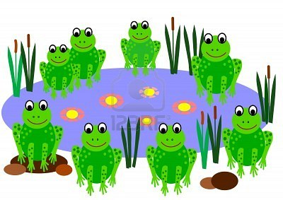 The Frogs' New King: A Filipino Folk Tale.