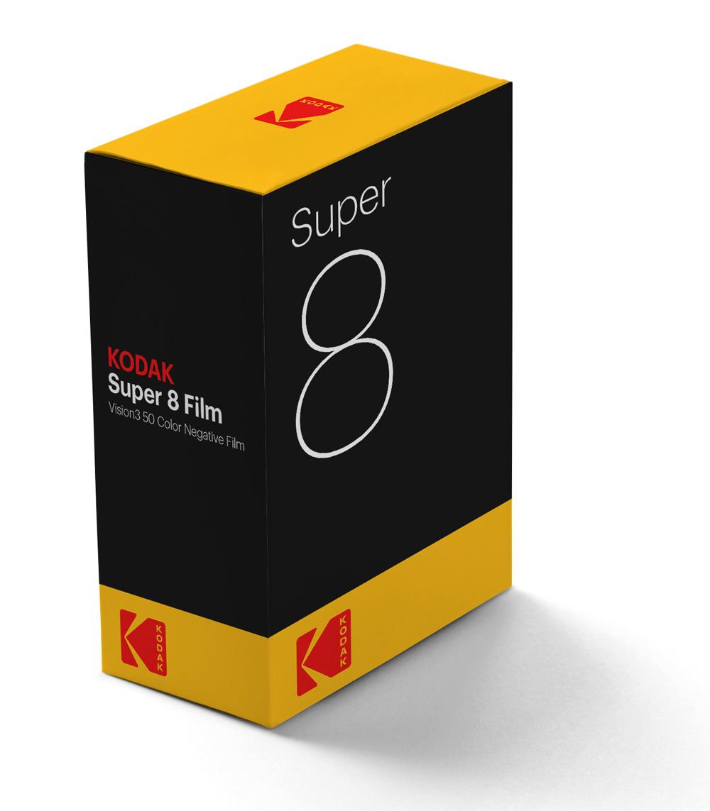 Brand New: New Logo and Identity for Kodak by Work.