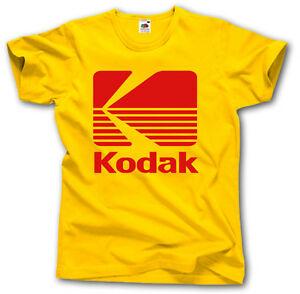 Details about KODAK LOGO CAMERA SHIRT S.