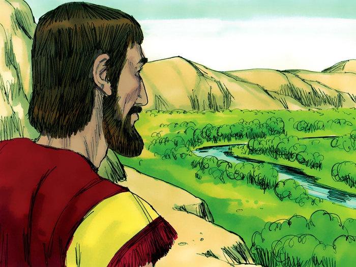 1000+ images about Bijbel: Abraham clipart voor kleuters / Bible.