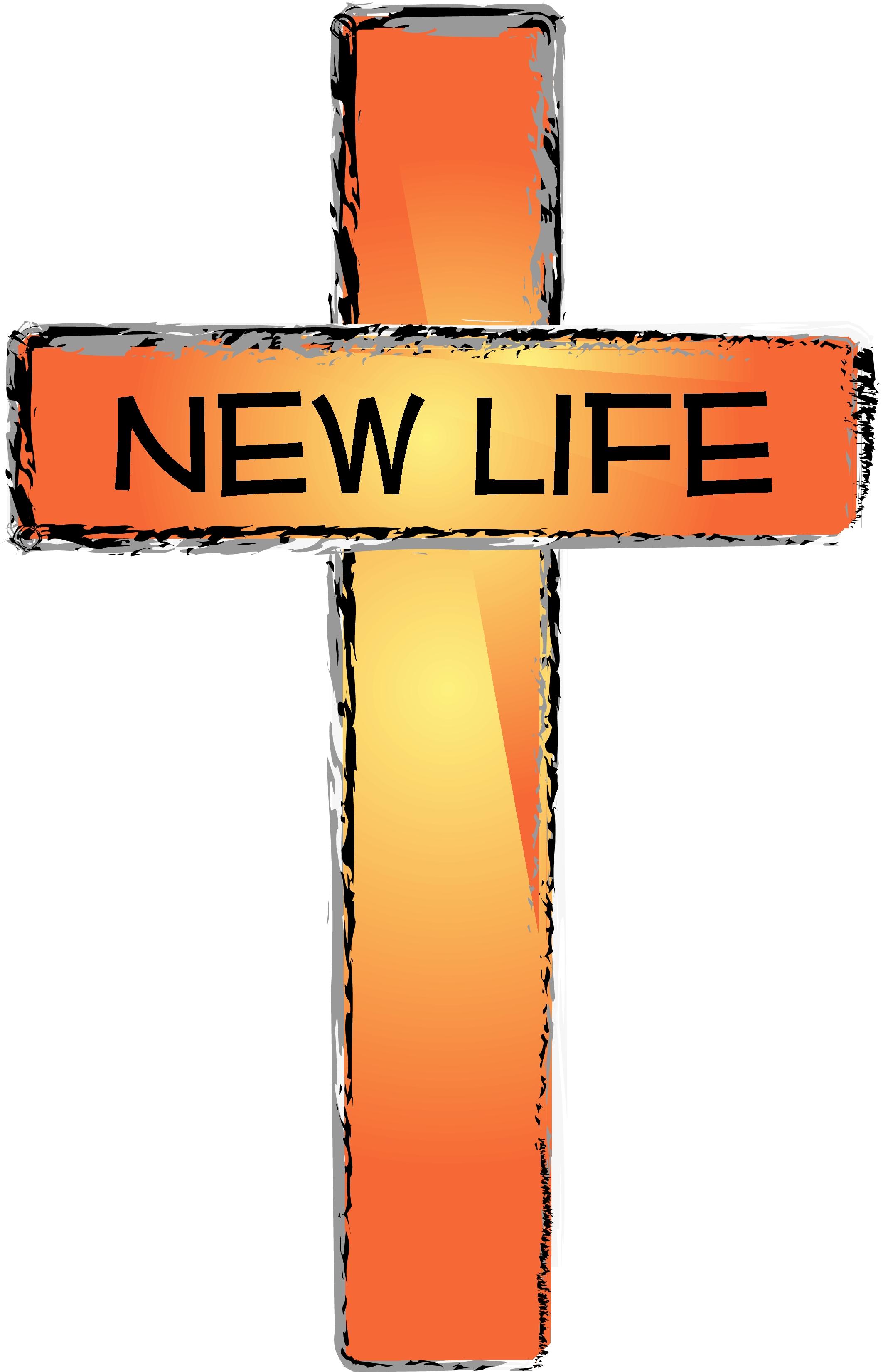 New Life Clip Art.