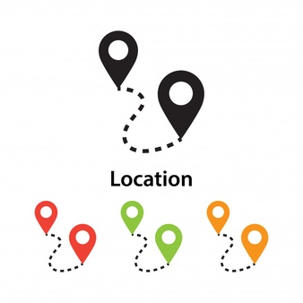 New Location Cliparts.