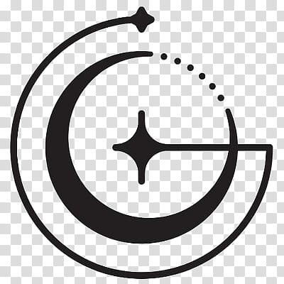 GFriend new logo transparent background PNG clipart.