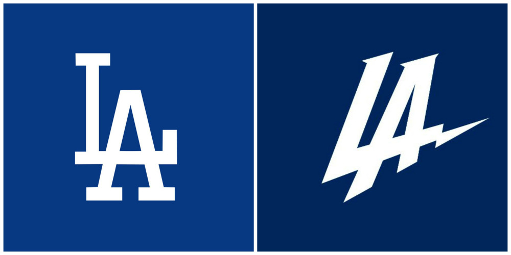 The Chargers\' new logo is basically just a rip.