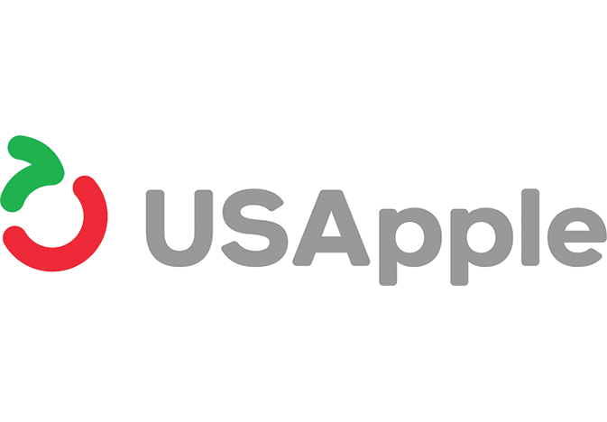 U.S. Apple debuts new logo.