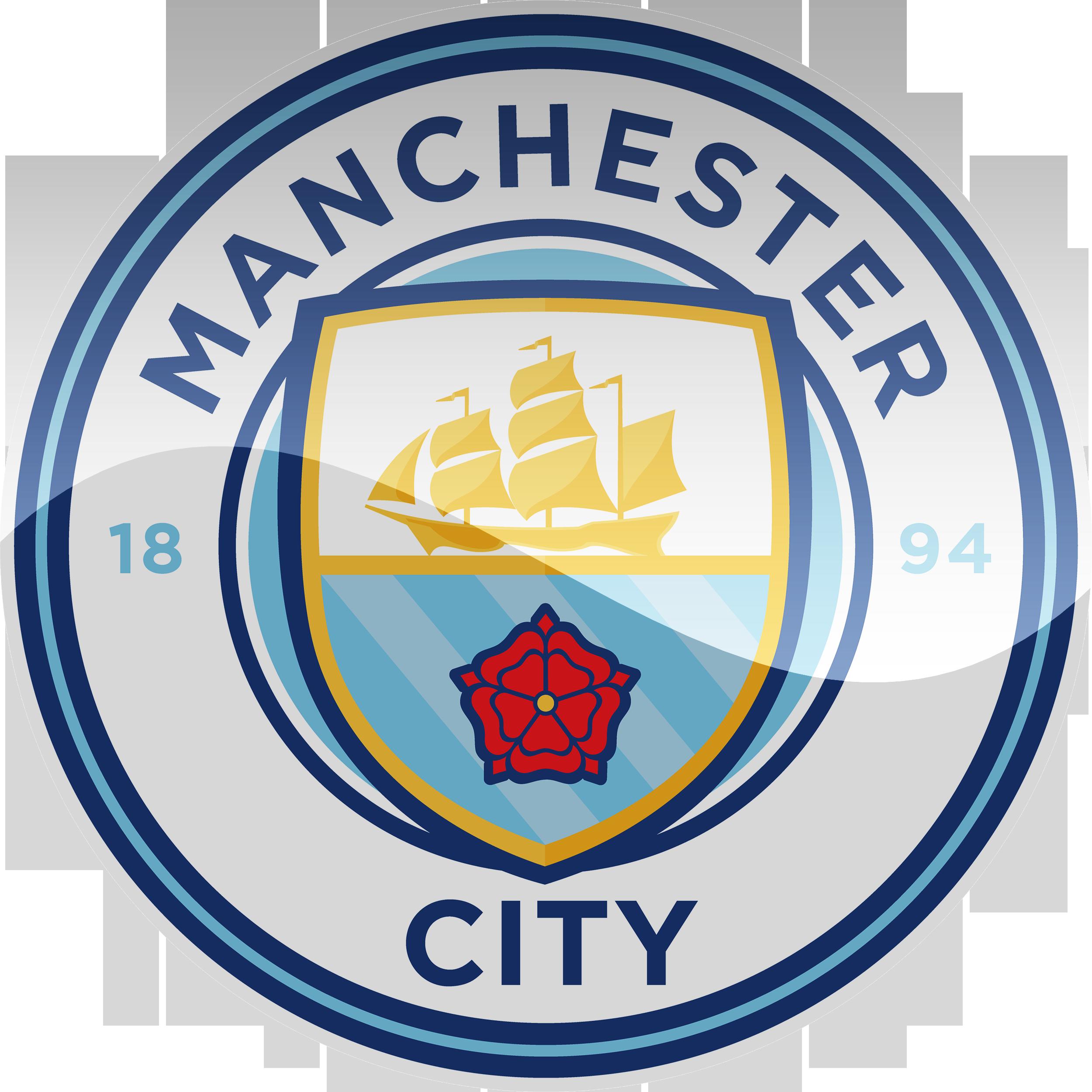 Manchester City FC HD Logo.