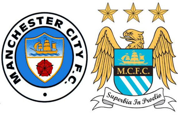 Manchester City confirm that they will change their crest.