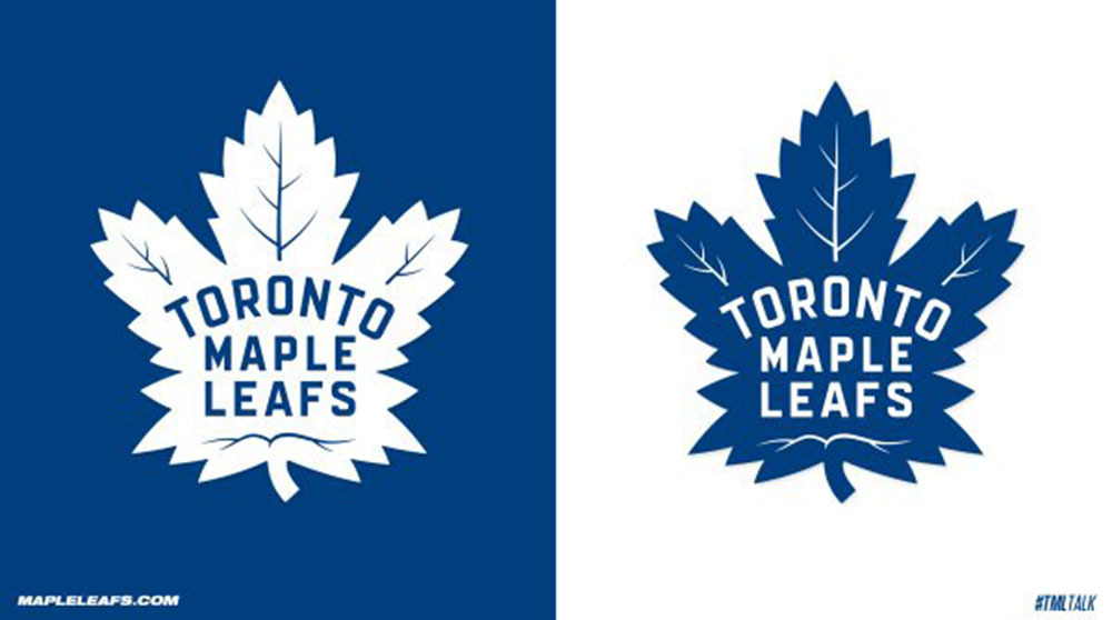 Best Twitter reactions to the Toronto Maple Leafs new logo.