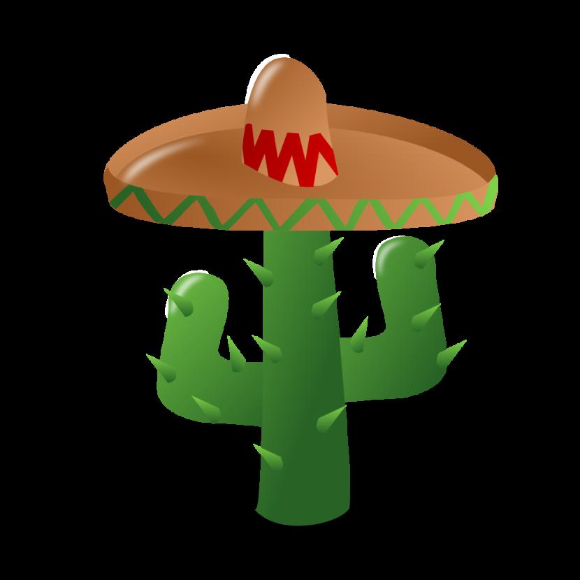 Free Cactus Clipart Pictures.