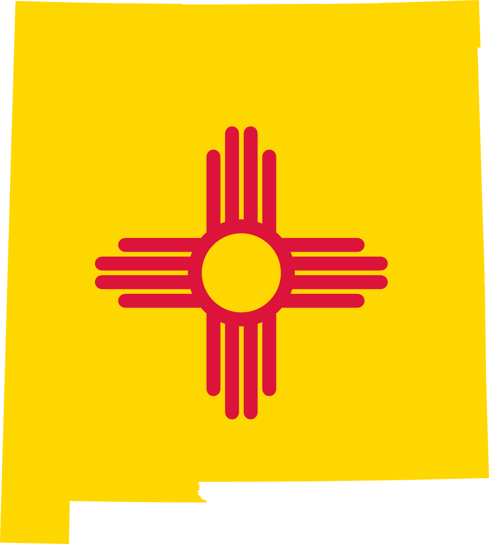 New mexico road clipart #4