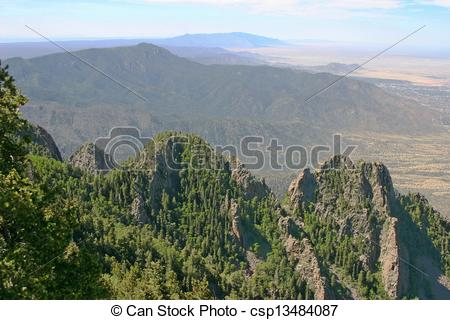 Pictures of New Mexico Mountains.