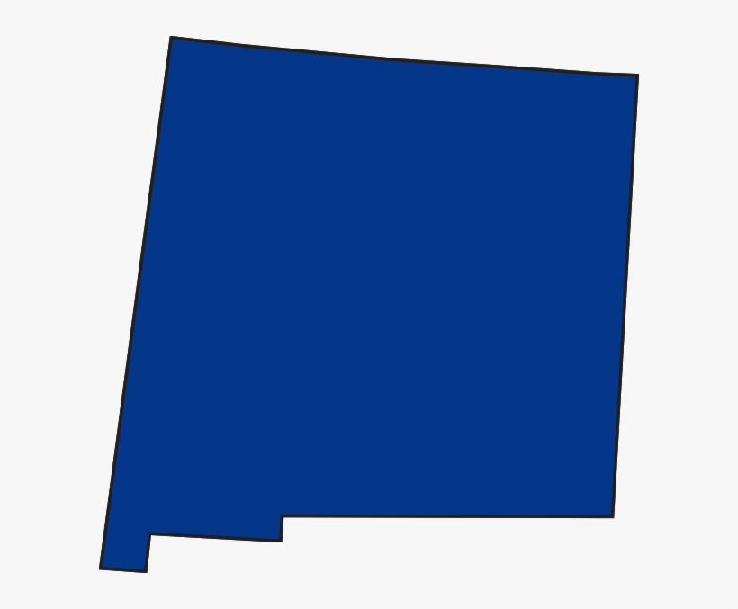New Mexico Outline Png.