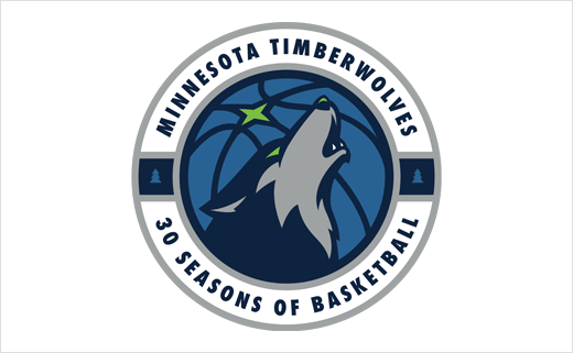 Minnesota Timberwolves Reveal Special 30th Season Logo.
