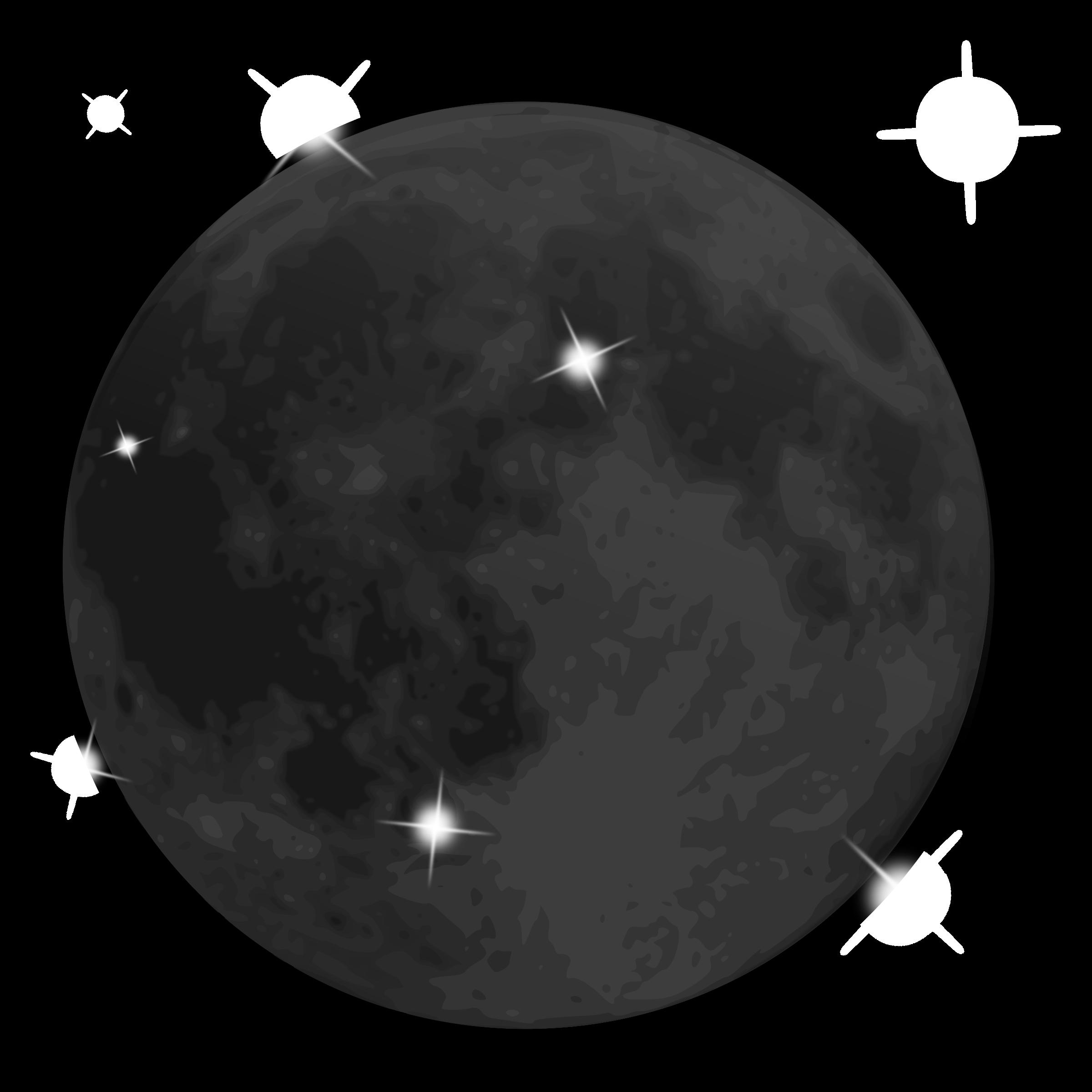 Moon Clip Art Free Images.