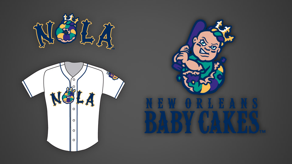 New Orleans ready to party on as Baby Cakes.