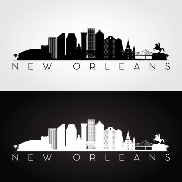 Best New Orleans Illustrations, Royalty.