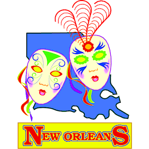 New Orleans Title clipart, cliparts of New Orleans Title free.