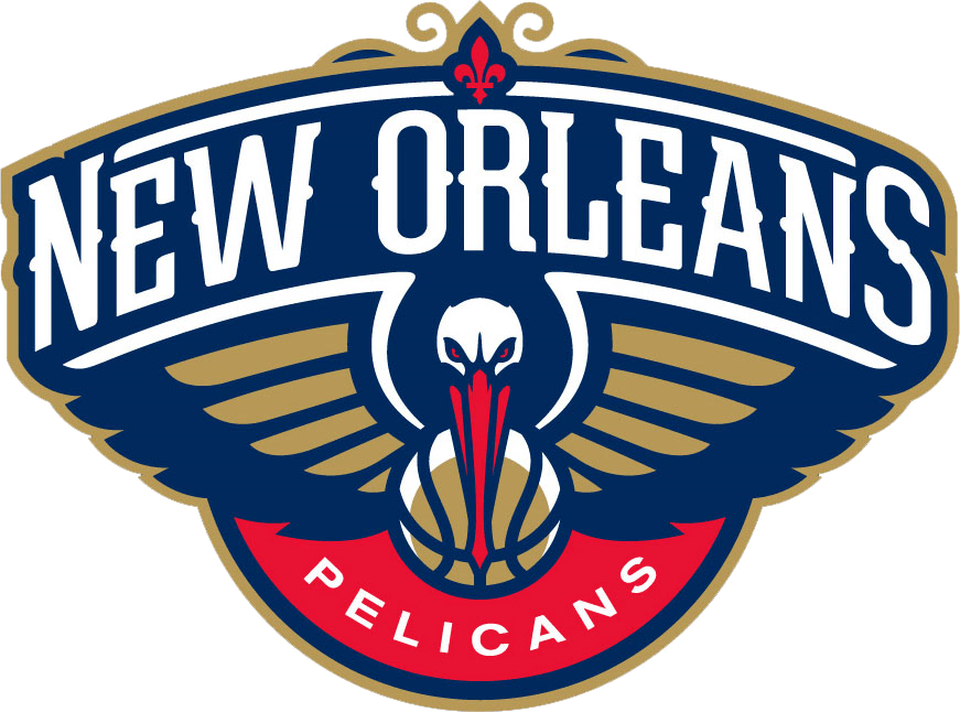 New Orleans Pelicans Logo transparent PNG.