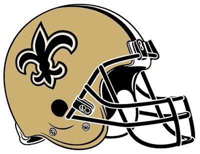 New Orleans Saints Clip Art.
