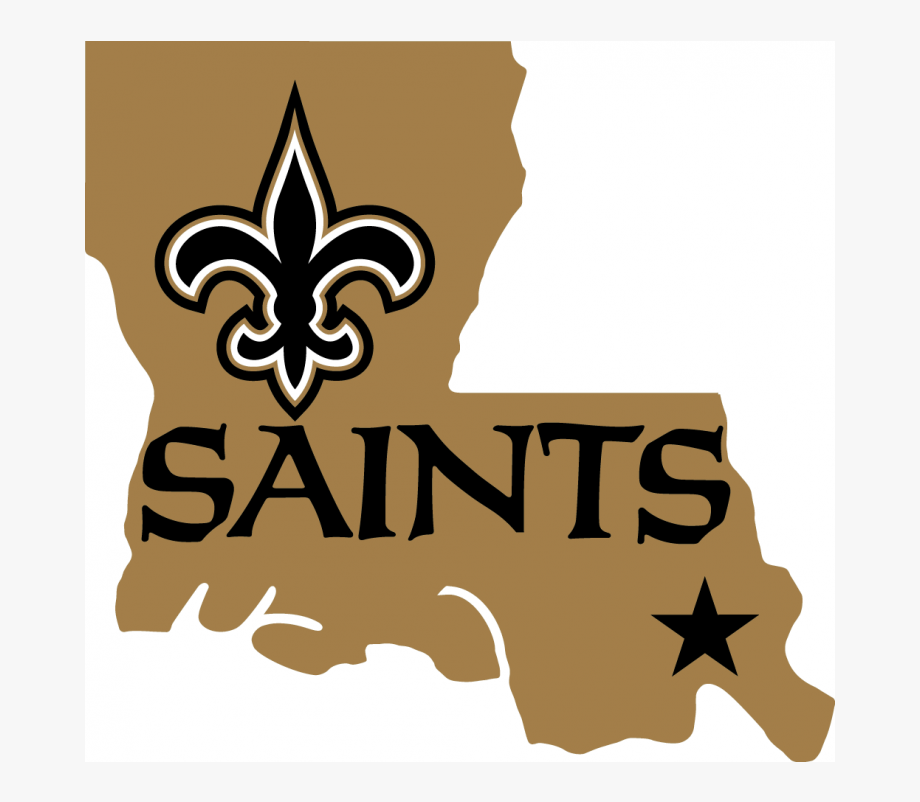 New Orleans Saints Iron On Stickers And Peel Off Decals.