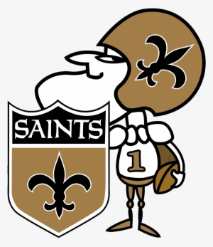 New Orleans Saints Logo PNG, Transparent New Orleans Saints.