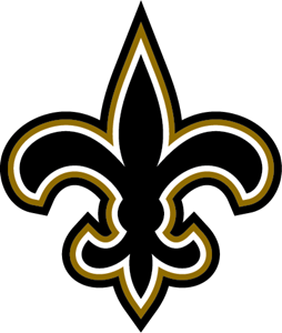New Orleans Saints Logo Vector (.PDF) Free Download.