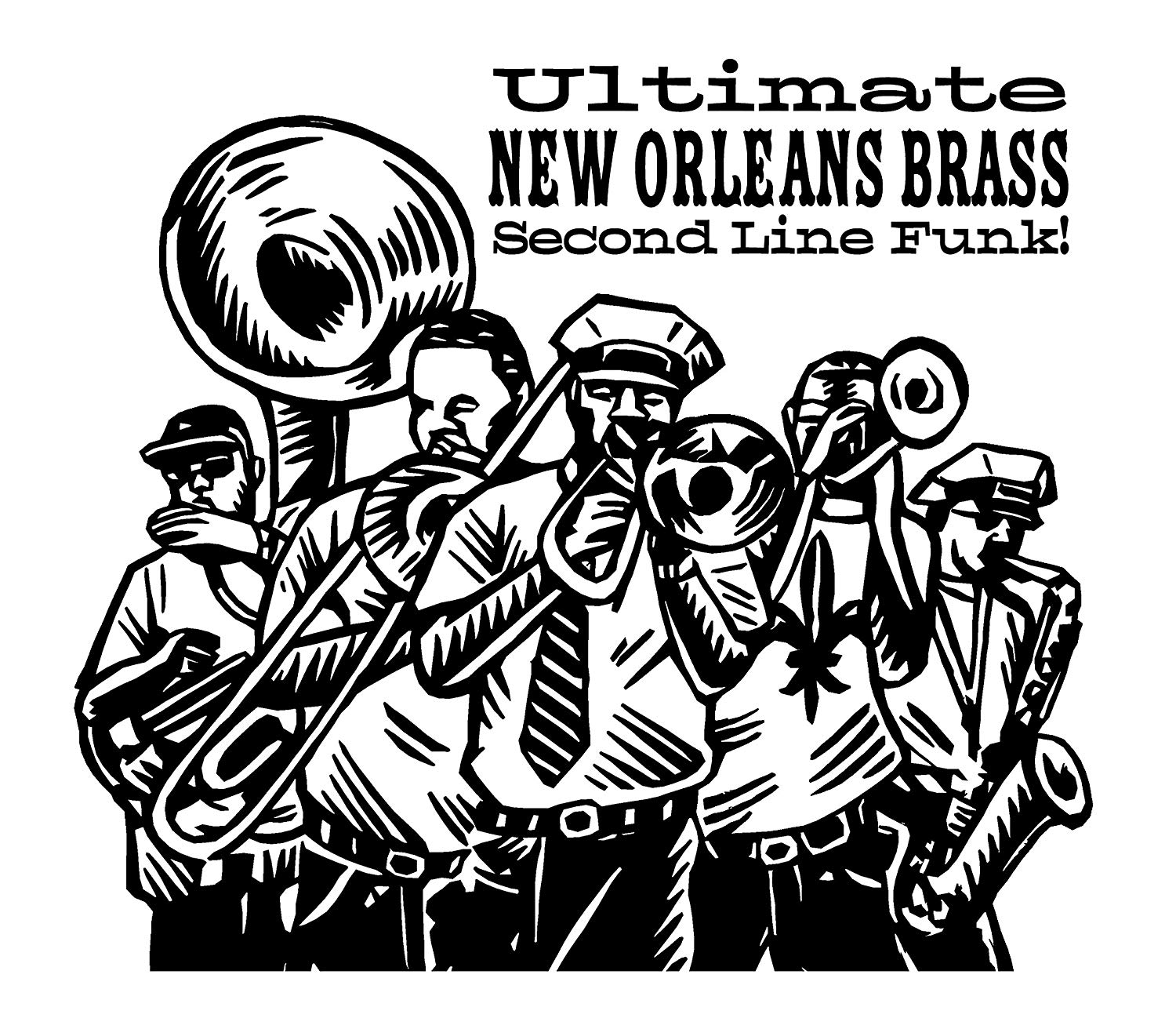 Ultimate New Orleans Brass / Various.