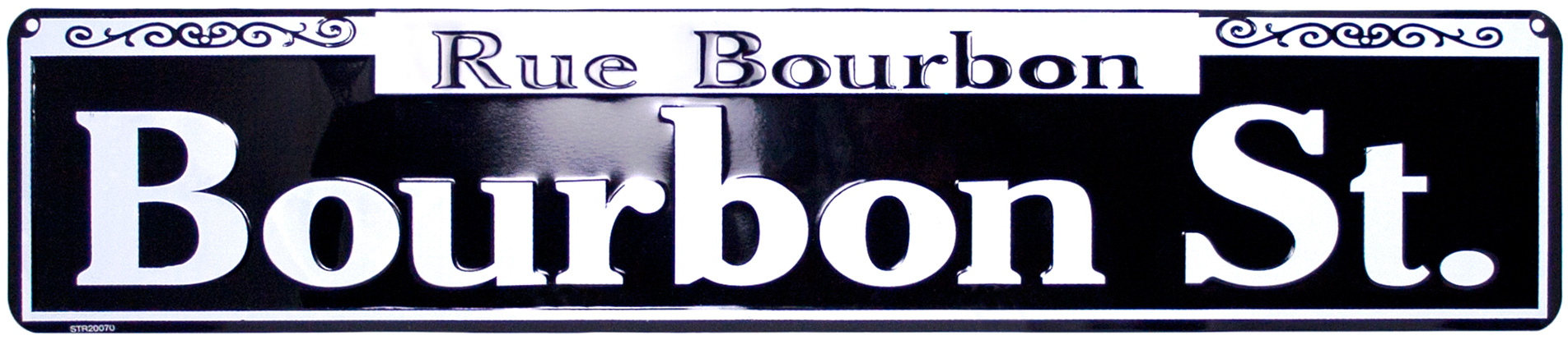 13 Bourbon Street Sign Vector Images.