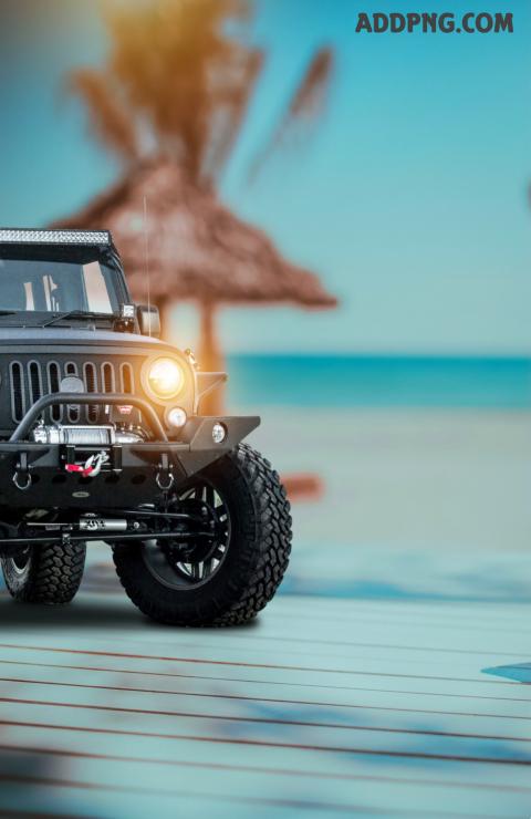 Jeep New CB Background HD.