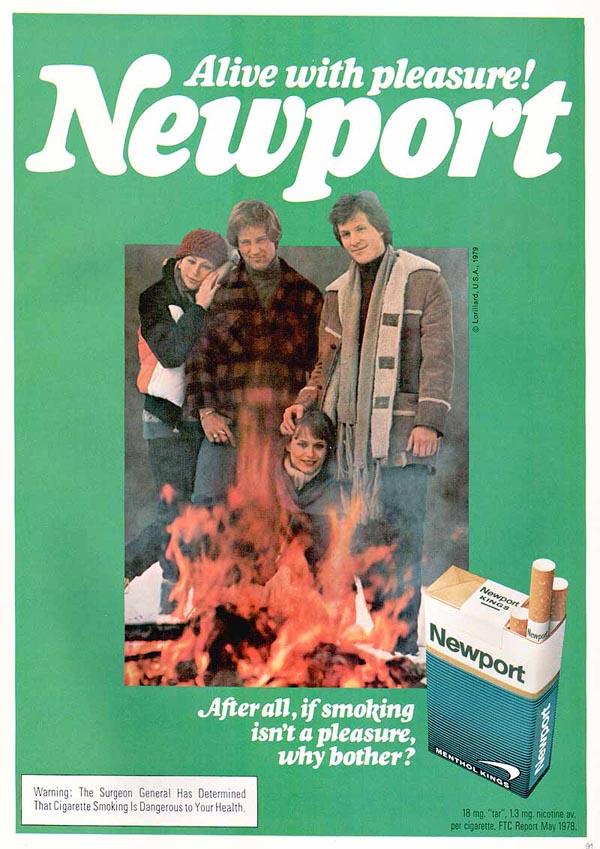 Newport cigarette logo clipart.