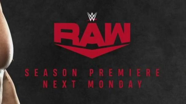 New WWE Raw Logo Revealed?.