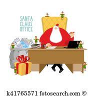 Santas residence Clipart Illustrations. 12 santas residence clip.