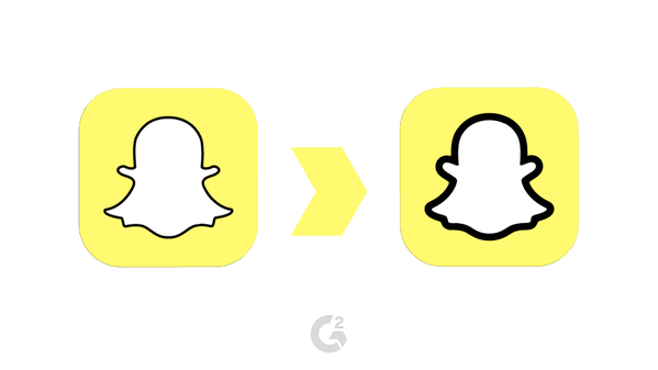 The Snapchat Logo Update: Why Bold Might Not Be Better.