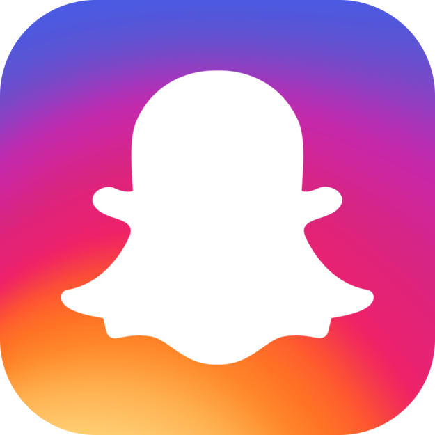 15 Logos Reimagined With Instagram\'s New Colors.